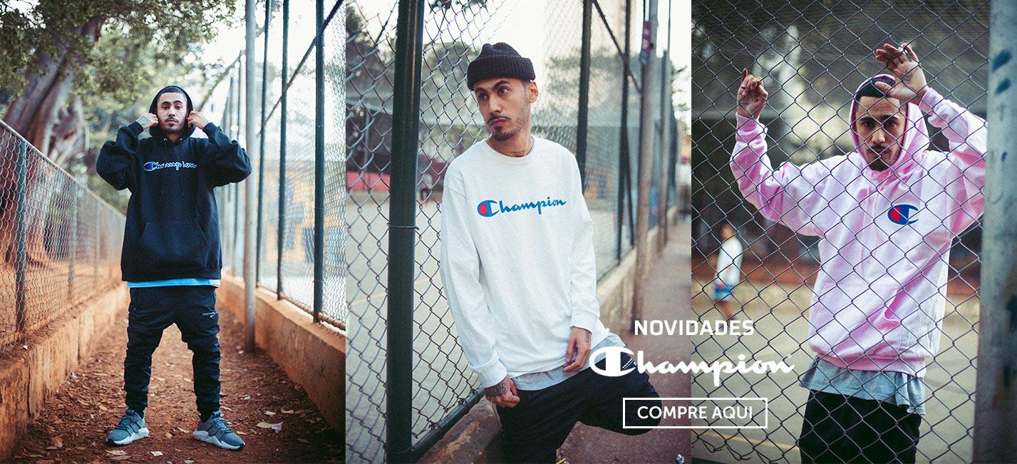 Novidades Champion