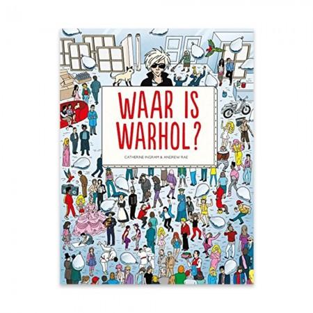 LIVRO WAAR IS WARHOL?