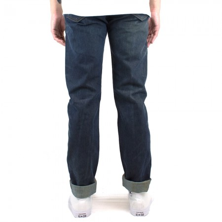 Calça Levi's - 513 Skateboarding Collection estonado azul