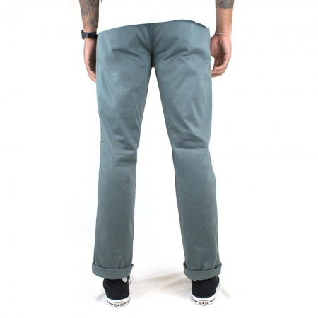 Calça Levi's - Work Pant Skateboarding Collection cinza esverdeada