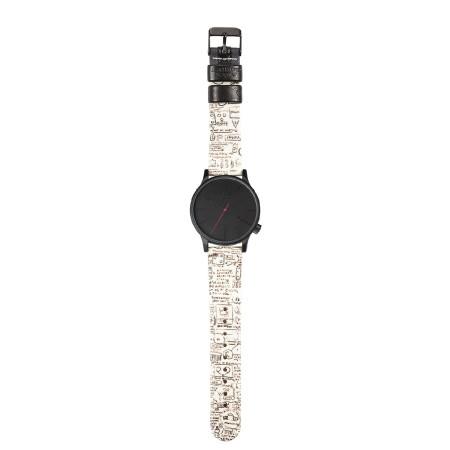 Relógio Komono - Basquiat Winston Print Pegasus