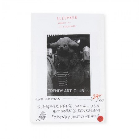 ZINE SLEEPNER - TRENDY ART CLUB