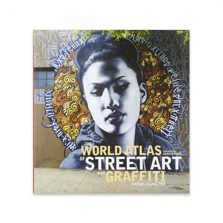 LIVRO THE WORLD ATLAS OF STREET ART AND GRAFFITI