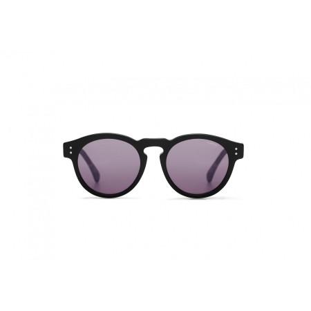 Óculos de Sol Komono - Clement Crafted Glossy Black