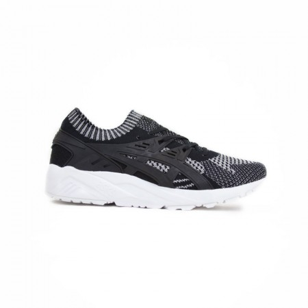 Tênis Asics - Gel Kayano Trainer Knit Silver/Black