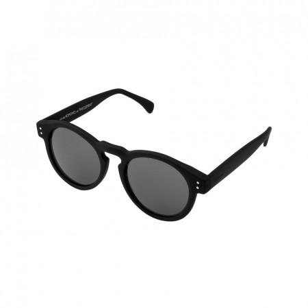 Óculos de Sol Komono - Clement Black Rubber
