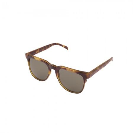 Óculos de Sol Komono - Riviera Green Tortoise