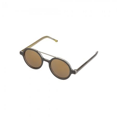 Óculos de Sol Komono - Vivien Black Gold
